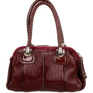 Chloe patent leather bag